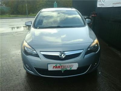 2012 Vauxhall Astra 5 Door Hatchback