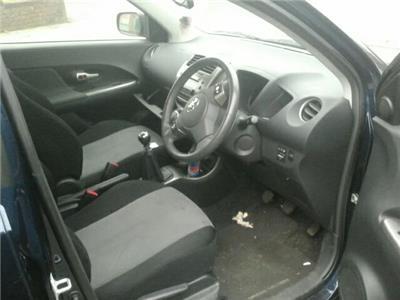 2010 Toyota Urban 5 Door Hatchback