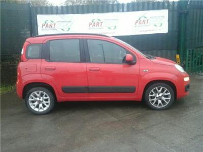 2016 Fiat Panda 5 Door Hatchback