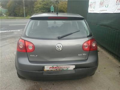 2005 Volkswagen Golf 5 Door Hatchback