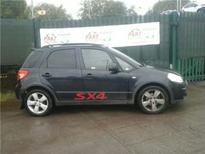 2008 Suzuki SX4 5 Door 4x4