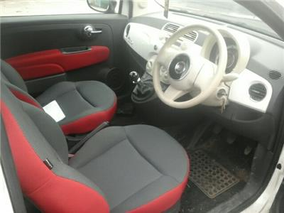 2015 Fiat 500 3 Door Hatchback