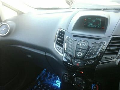 2015 Ford Fiesta 5 Door Hatchback