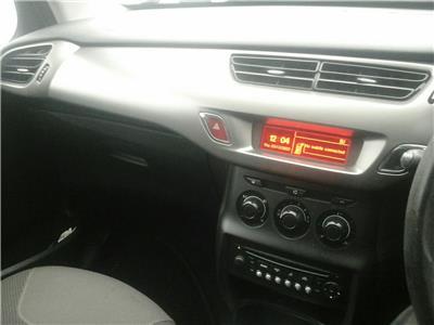 2013 Citroen C3 5 Door Hatchback
