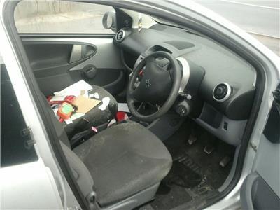 2007 Peugeot 107 5 Door Hatchback