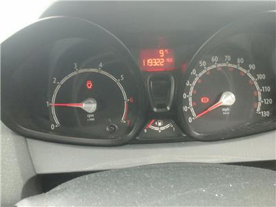 2011 Ford Fiesta 3 Door Hatchback