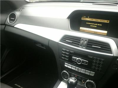 2011 Mercedes-Benz C Class 2 Door Coupe