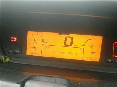 2007 Citroen Grand M.P.V.
