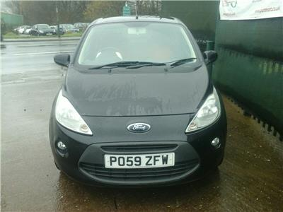 2009 Ford Ka 2009 To 2016 3 Door Hatchback