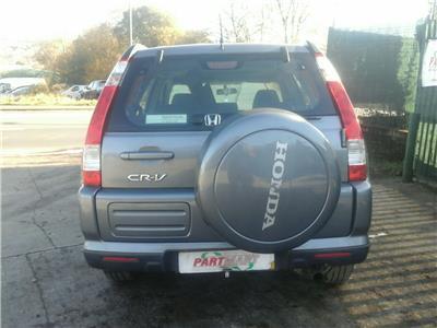 2005 Honda CR-V 5 Door Estate