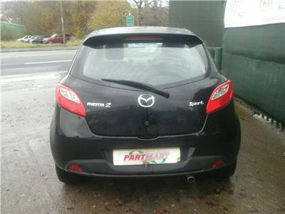 2009 Mazda 2 3 Door Hatchback