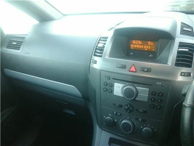 2006 VAUXHALL ZAFIRA 5 DOOR MPV