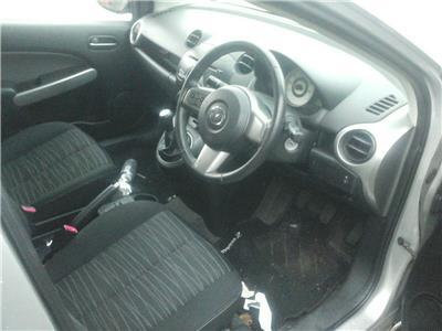 2010 Mazda 2 5 Door Hatchback