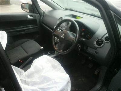2008 Mitsubishi Colt 5 Door Hatchback