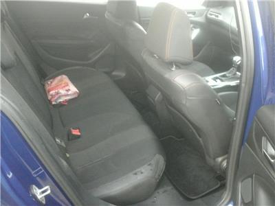 2015 Peugeot 308 5 Door Hatchback