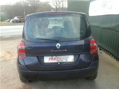 2008 Renault Grand 5 Door Hatchback