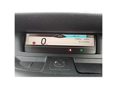 2009 RENAULT SCENIC 5 DOOR MPV