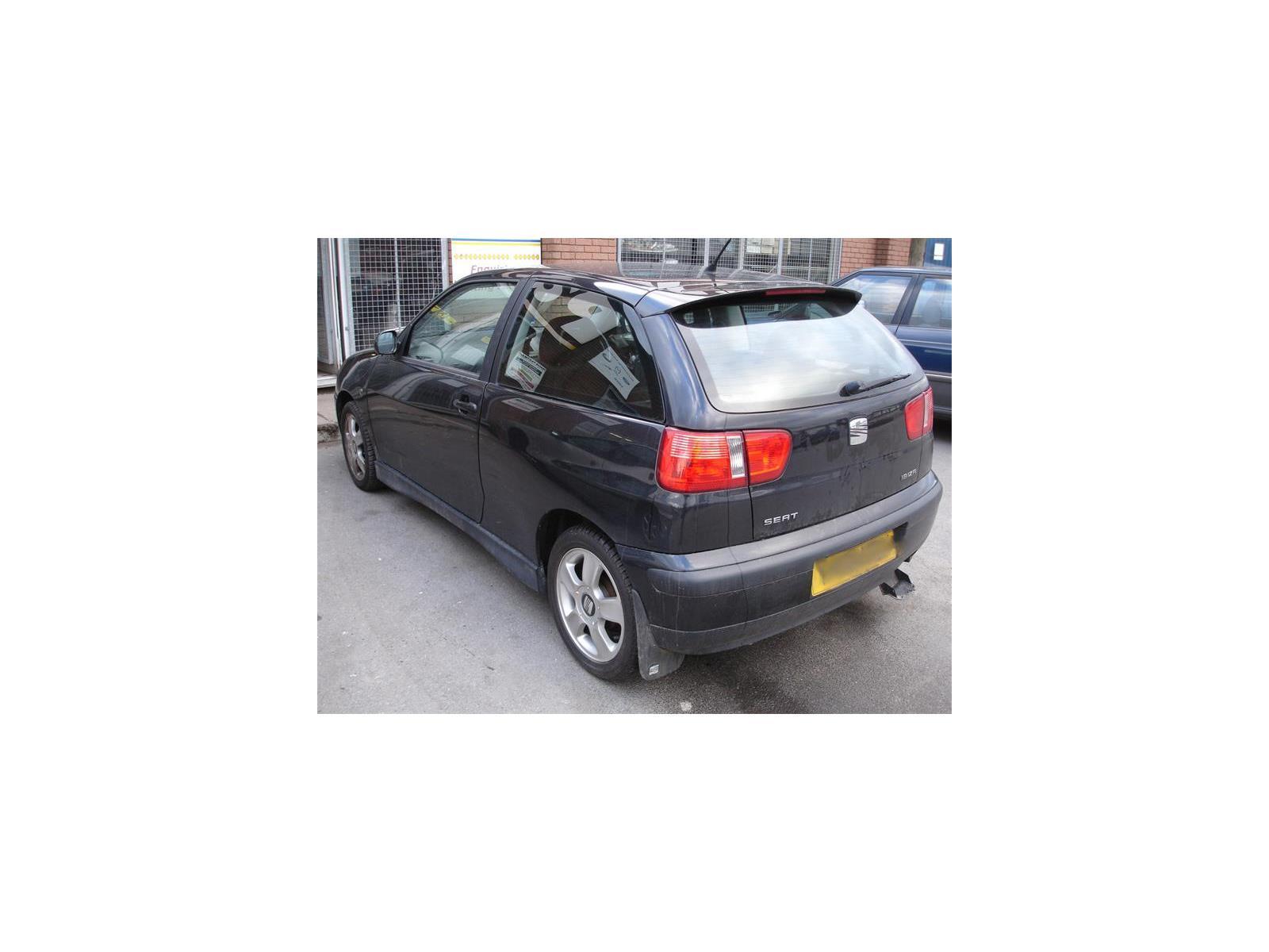 2001 seat ibiza 1999 to 2002 3 door hatchback petrol manual rh partmart co uk 1999 Seat Ibiza Rally Seat Ibiza 2002