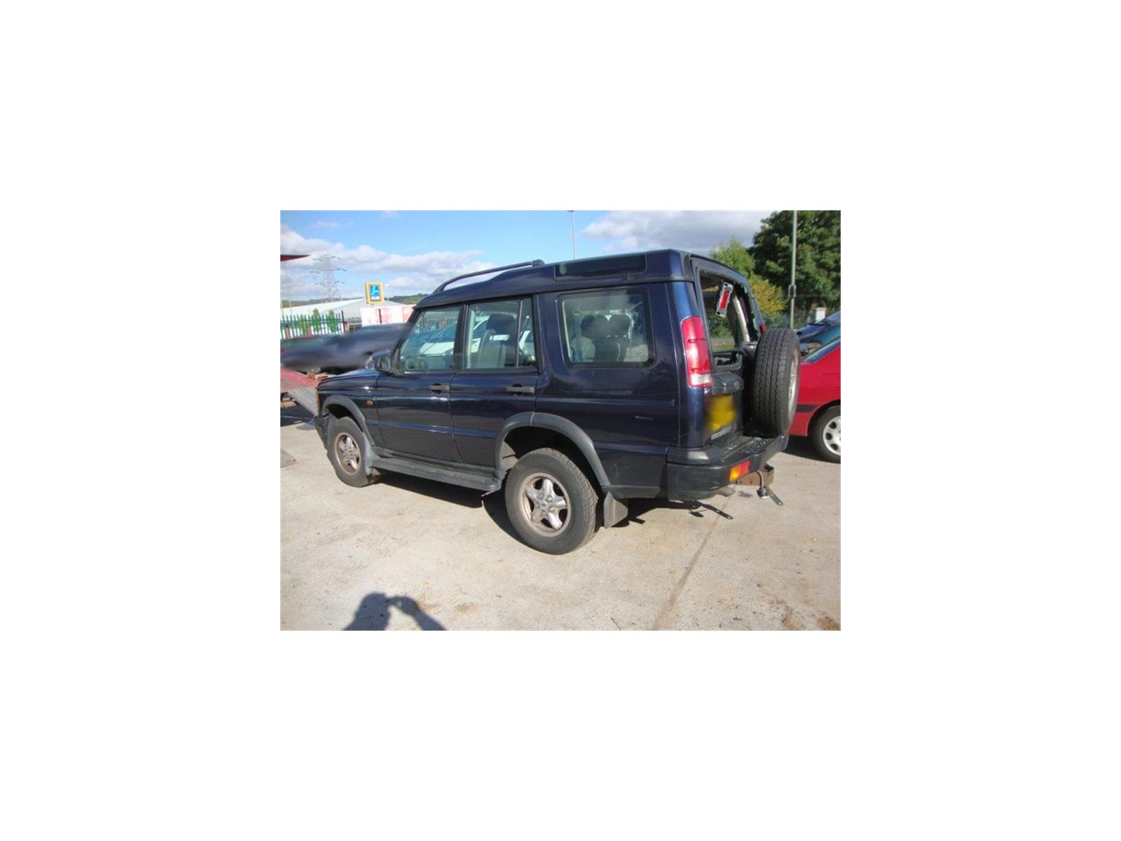 1999 Land Rover Discovery 1998 To 2003 5 Door 4x4 Diesel Manual