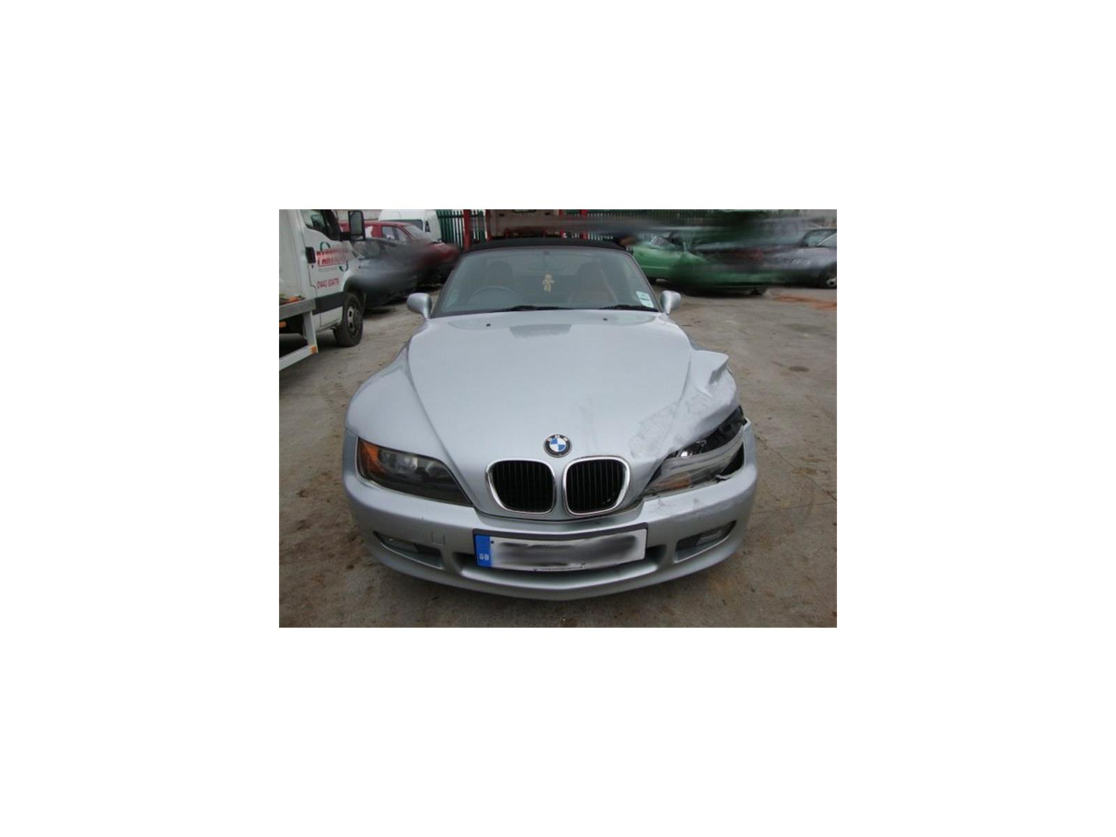 1997 Bmw Z3 1997 To 2003 2 Door Cabriolet Petrol Manual Breaking For Used And Spare Parts From Partmart Automotive Recycling Ltd Motor Salvage Recycled Parts In Hengoed Wales In Wales