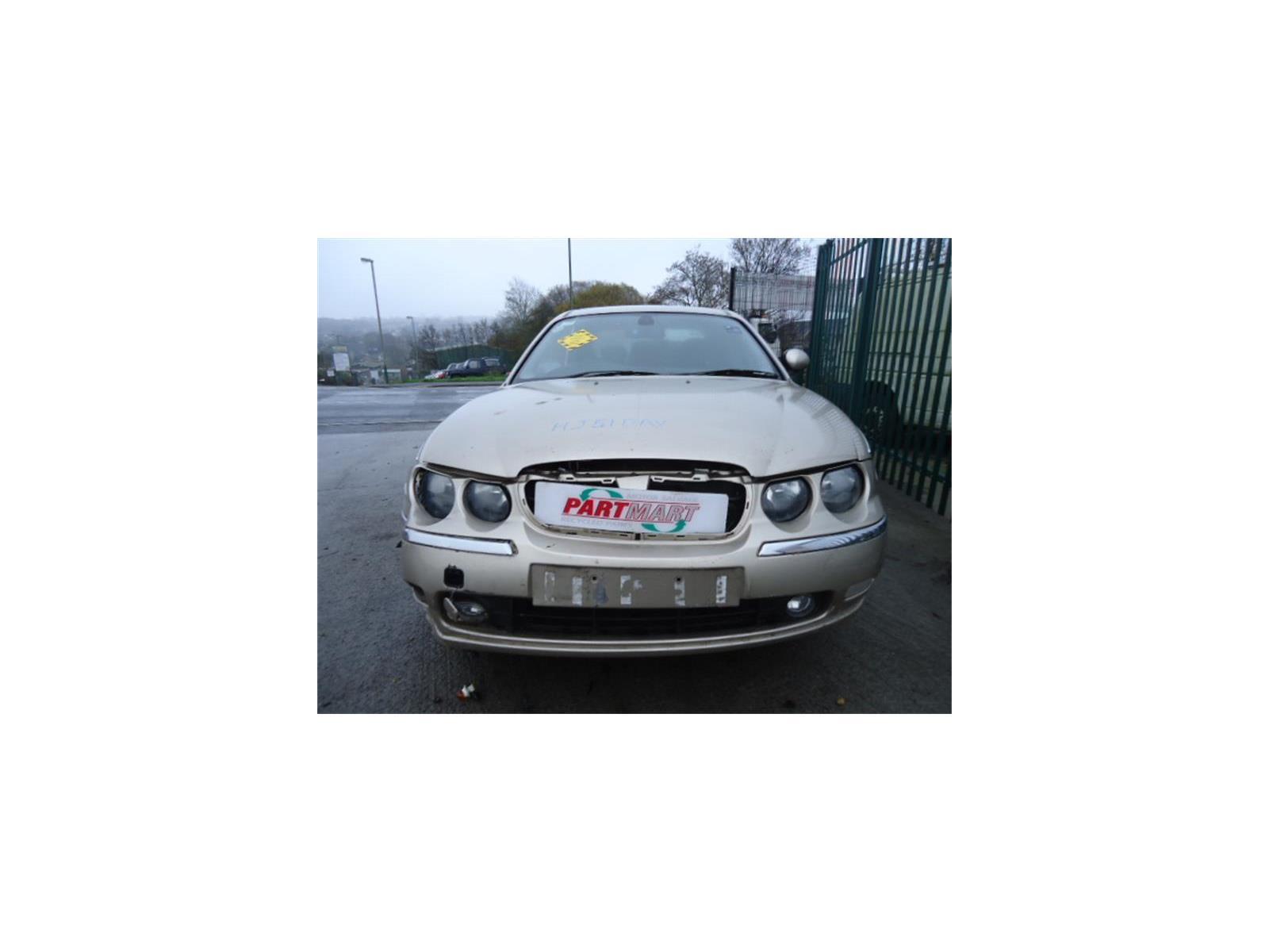 2004 rover 75 1999 to 2004 4 door saloon petrol manual breaking rh partmart co uk rover 75 parts catalog rover 75 parts catalog
