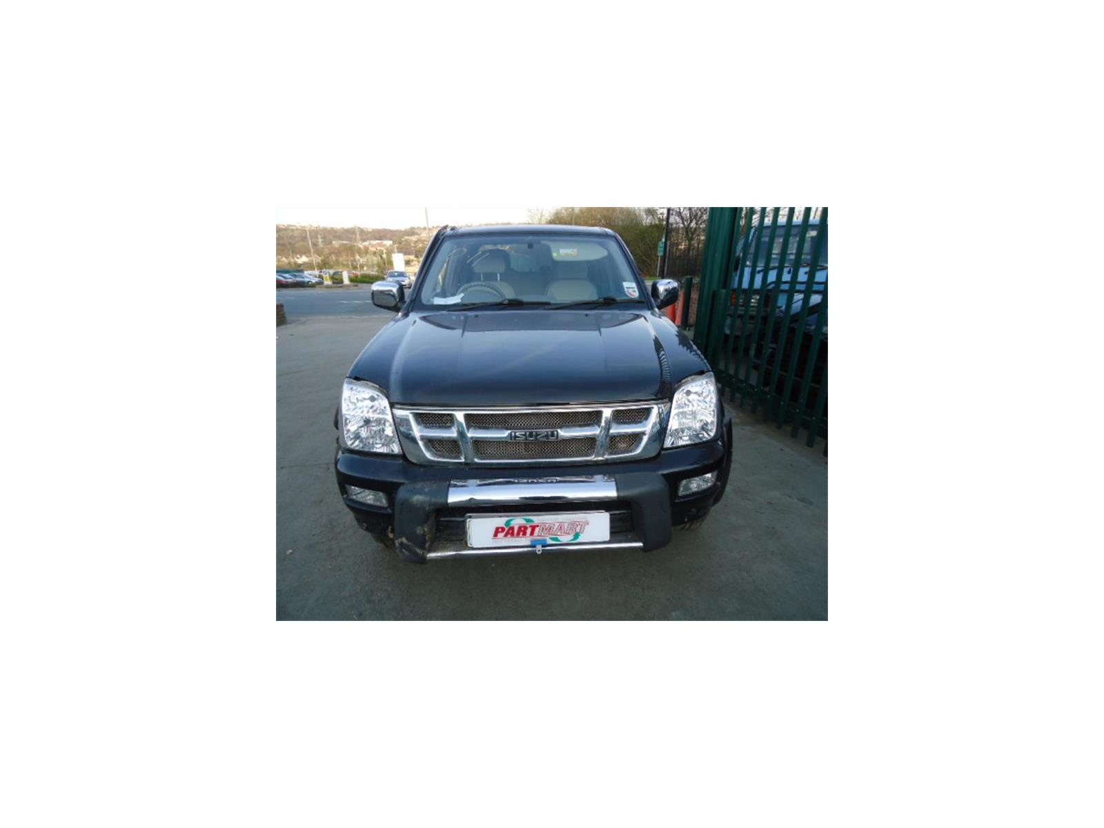 2005 Isuzu Rodeo 2003 To 2008 D/Cab Pick-Up (Diesel / Not Applicable