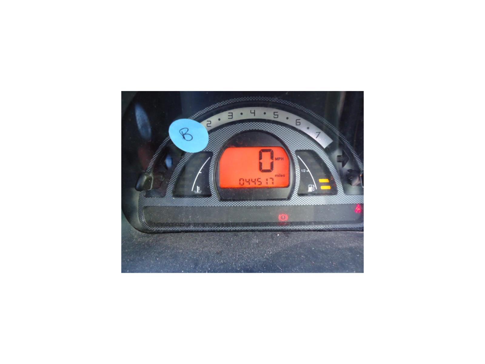 2004 Citroen C2 2003 To 2008 3 Door Hatchback Petrol Sequential Fuse Box