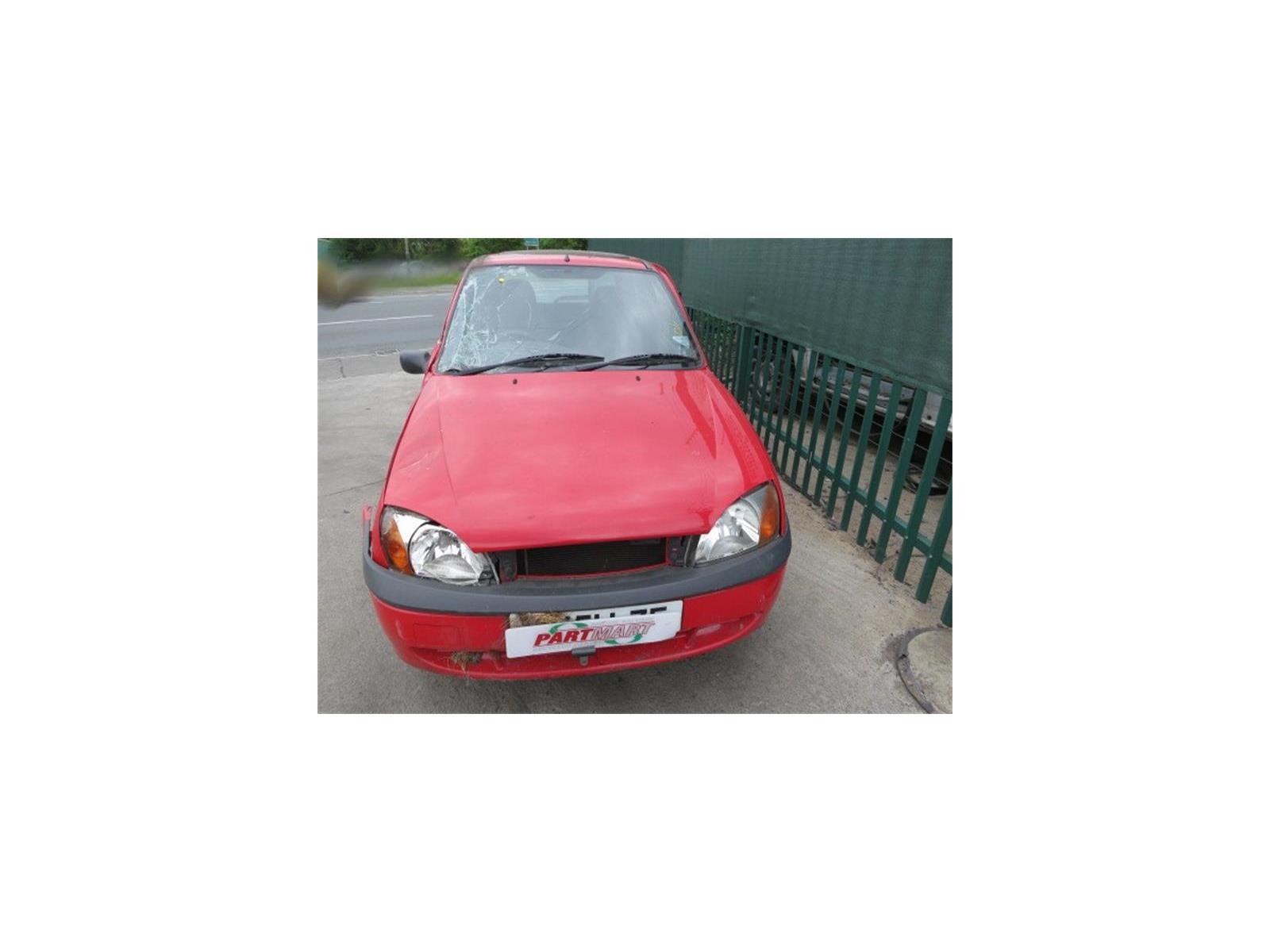 Ford Fiesta 1999 To 2002 3 Door Hatchback