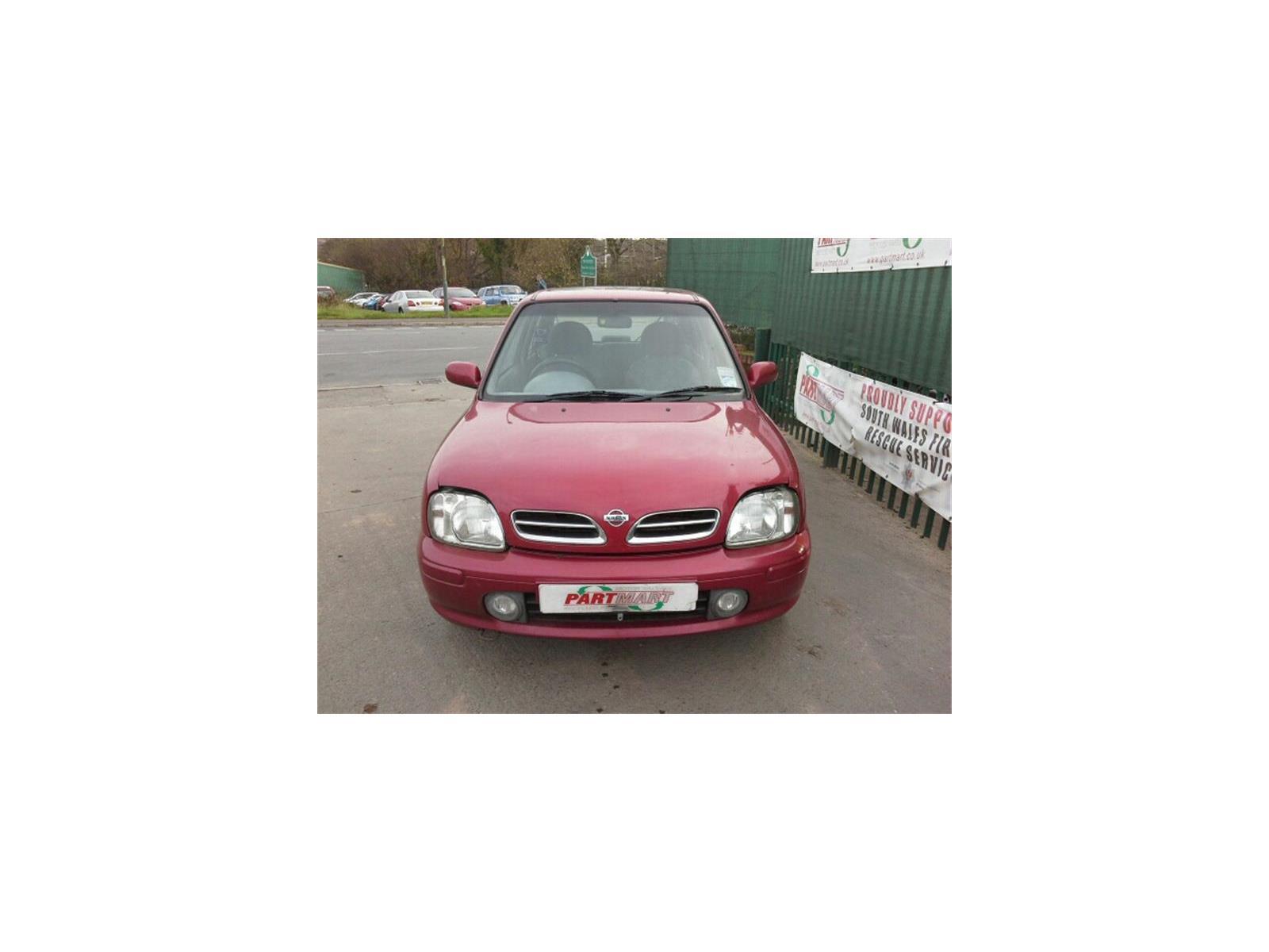Nissan Micra 1998 To 1999 3 Door Hatchback