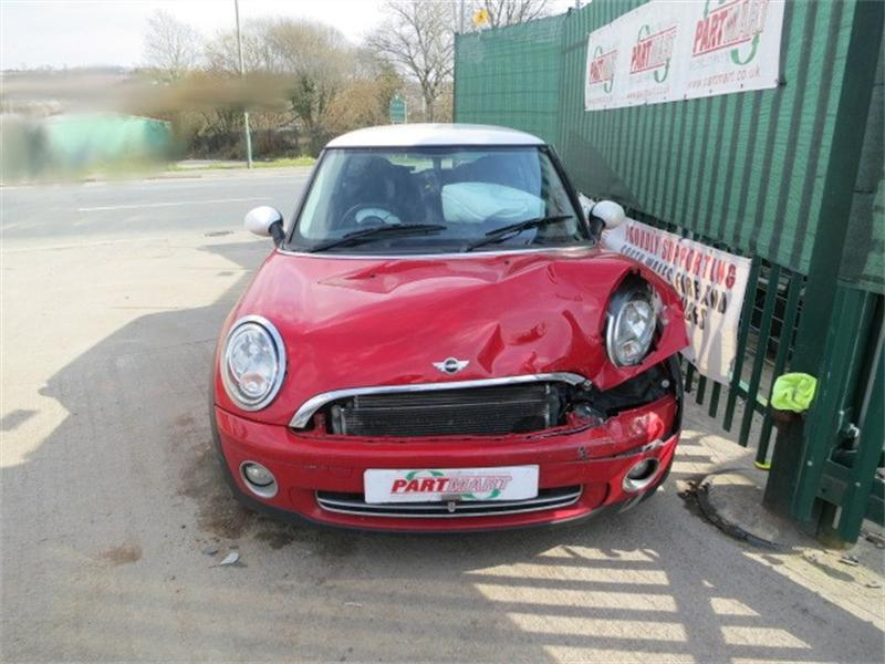 2009 MINI Mini 3 Door Hatchback