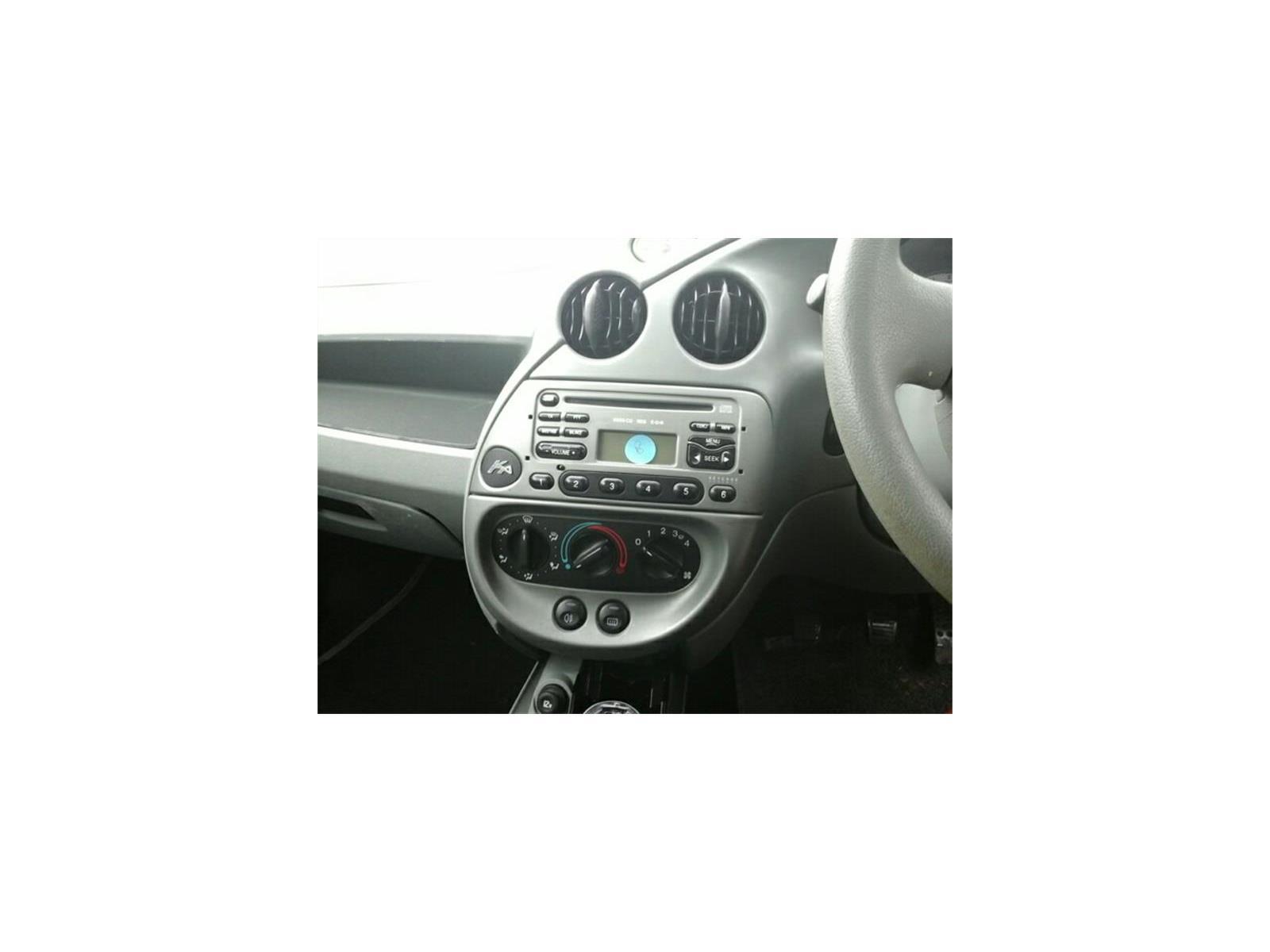 Ford Ka  On Van