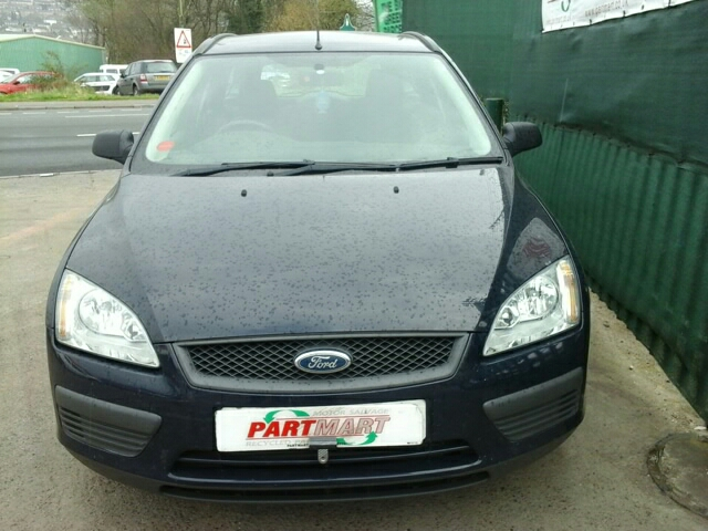 2007 ford focus parts manual