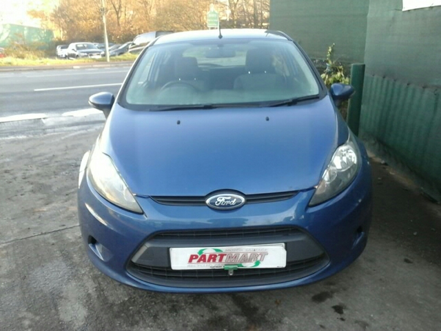 Ford Fiesta Style+