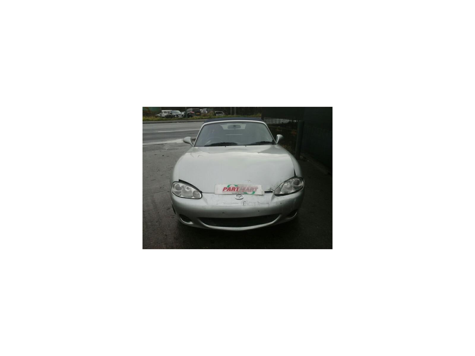 2003 Mazda MX5 2 Door Cabriolet