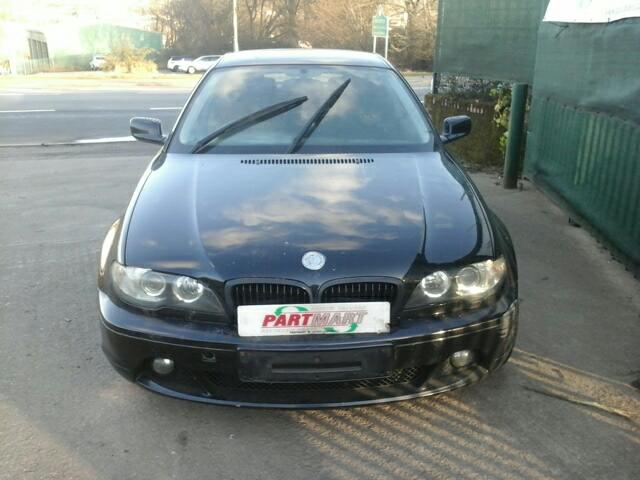 BMW 3 Series 318 CI SE