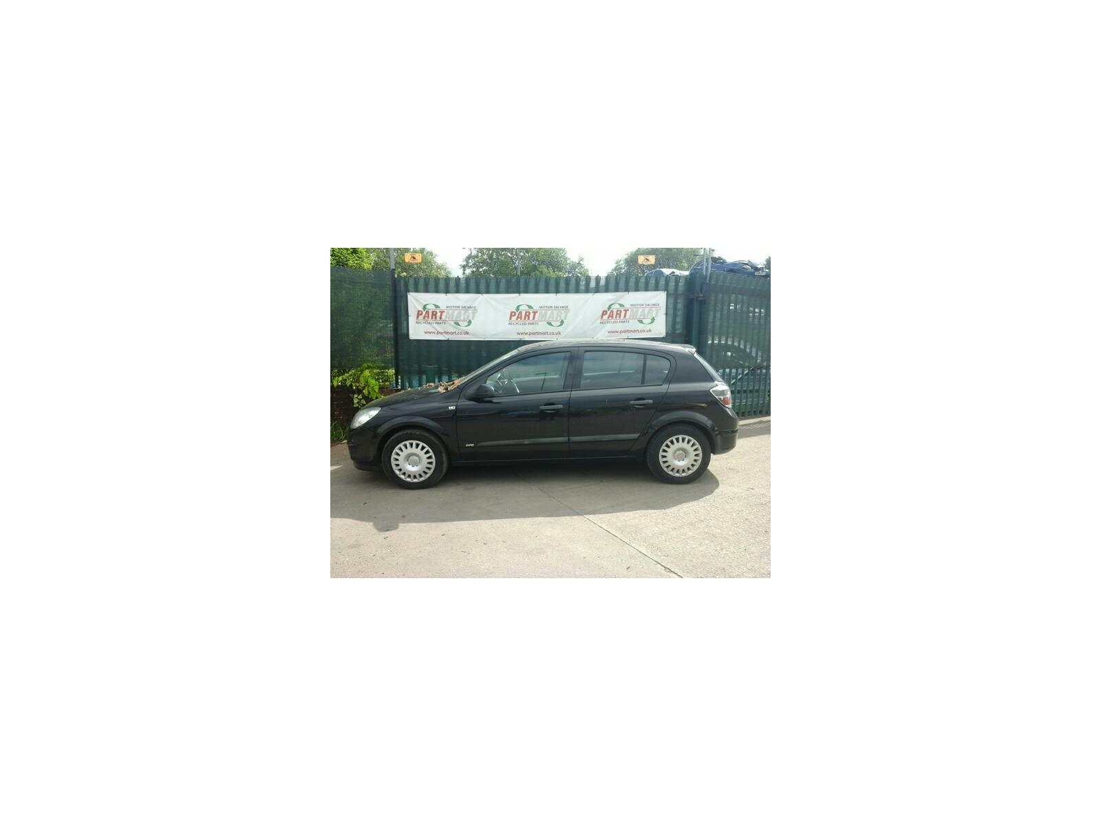 2008 Vauxhall Astra 2005 To 2011 5 Door Hatchback Diesel Manual Mazda Cx 7 Parts Diagram