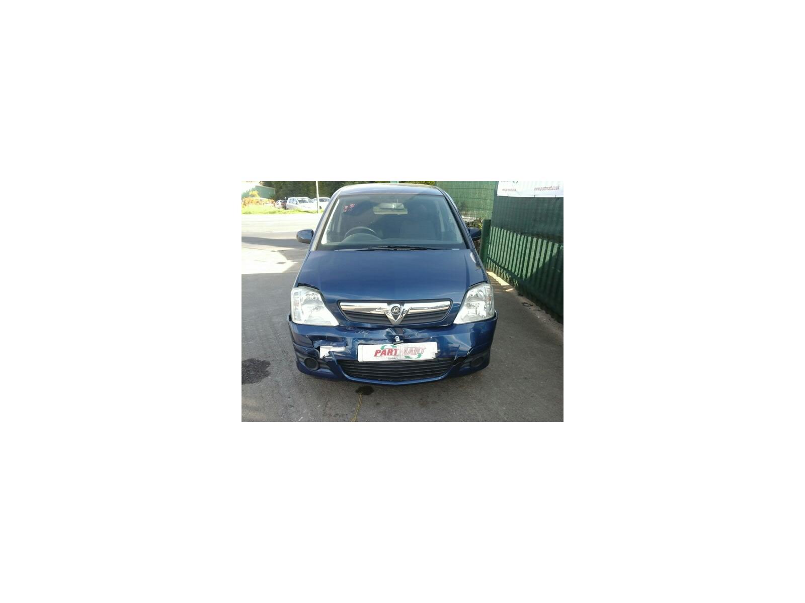 2007 Vauxhall Meriva 5 Door Hatchback