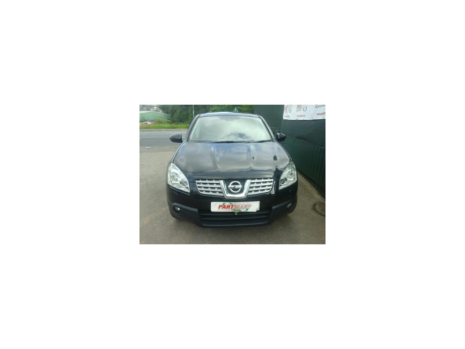 2009 Nissan Qashqai 5 Door Hatchback
