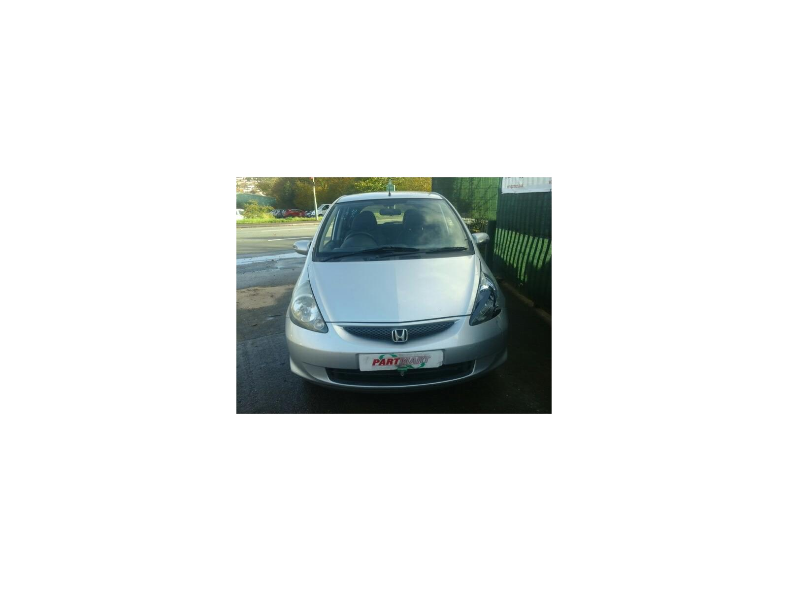 2008 Honda Jazz 5 Door Hatchback