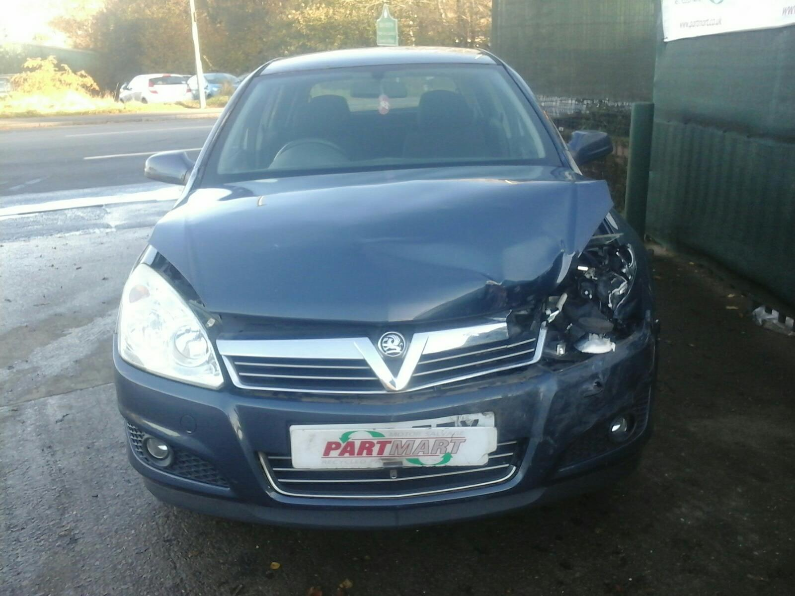 2009 Vauxhall Astra 5 Door Hatchback