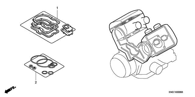 Remanufactured ARC 10-4459 Windshield Wiper Motor