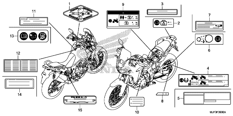 honda crf parts diagram  u2022 wiring diagram for free