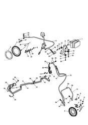 triumph motorcycle  Sprint GT triumph parts section ABS Components