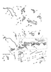triumph motorcycle  Thunderbird Storm triumph parts section Electrical Equipment
