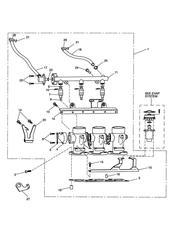 triumph motorcycle  Tiger 955i 198875 - 287503 triumph parts section Throttles Injectors amp Fuel Rail Eng No gt 207446