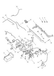 triumph motorcycle  Daytona 675R from VIN: 564948 triumph parts section Electrical Equipment