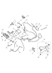 triumph motorcycle  Tiger Sport upto VIN: 570058 triumph parts section Electrical Equipment