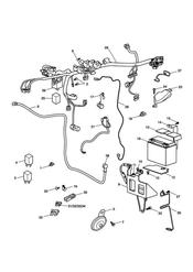 triumph motorcycle  AMERICA (Carbs) triumph parts section Electrical Equipment