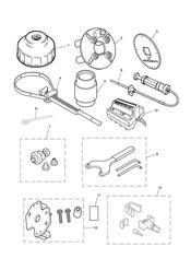 triumph motorcycle  BONNEVILLE & BONNEVILLE T100 (Carbs) triumph parts section Service Tools