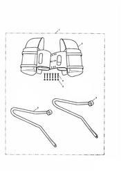 triumph motorcycle  BONNEVILLE & BONNEVILLE T100 (Carbs) triumph parts section Leather Pannier Kit